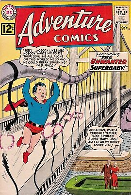 Adventure Comics 299 Fine Plus 6.5 (Fn+)