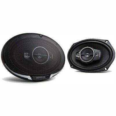 "Kenwood KFC-PS6975 500W 6x9"" 3 Way Performance Speaker System"