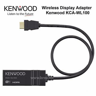 Kenwood KCA-WL100 Wireless Display Adaptor Miracast Dongle HDMI