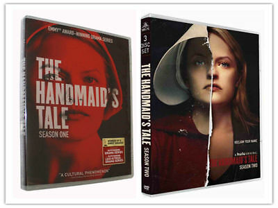 The Handmaid's Tale: The Complete Seasons 1 & 2 (DVD, 2018, 7-Disc Set)