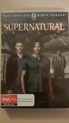 Supernatural Season 9 DVD