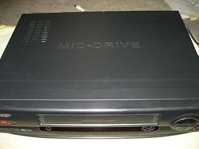 Video Recorder Sharp model VC-A36X, Vintage, as is