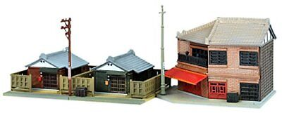3 dining options diorama supplies of Tommy Tech Jiokore Building Collection 110-