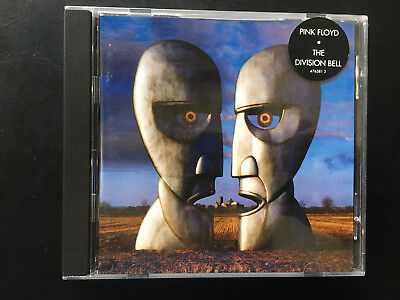 Pink Floyd The Division Bell CD 1994 Columbia 476581 2 OZ CD Oz Seller