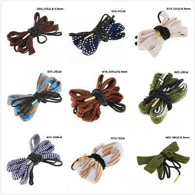 Bore Rope Cleaning Snake Calibre Rifle Barrel Gun Boresnake Cleaner Tools Supply