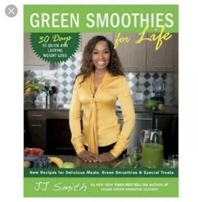 Green Smoothies for Life by J. J. Smith(2016,PDF/Email Delivery) Not Paperback