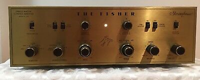 Fisher X-100 Tube Amplifier