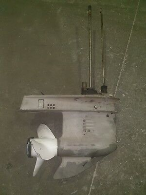 50hp 55hp 60hp johnson outboard gearbox