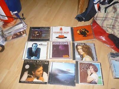 Buy 15 cd albums.Over 600 to choose from.Job Lot.Bulk buy.cds