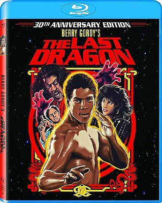Berry Gordy's The Last Dragon: 30th Anniversary Edition | New | Sealed | Blu-ray