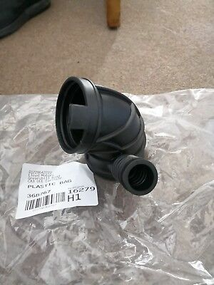 BMW 330ci E46 Rubber Intake Boot Genuine BMW part