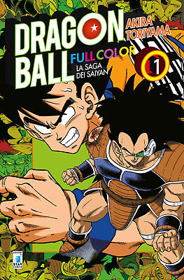 Manga - Star Comics - Dragon Ball Full Color 13 - Saga dei Super Sayan 1 - Nuovo
