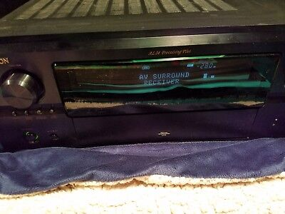 Denon AVR 3806 7.1 Channel 120 Watt Receiver