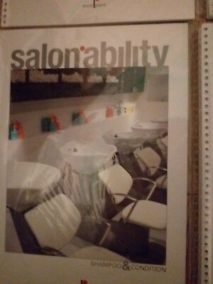 salon ability hairdressing books