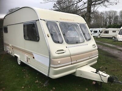 Caravan Avondale pennine 4 Berth good condition awning available