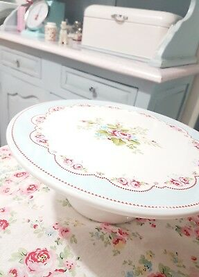 Plat Sur Pied / Dish  Greengate Green Gate Amy RARE