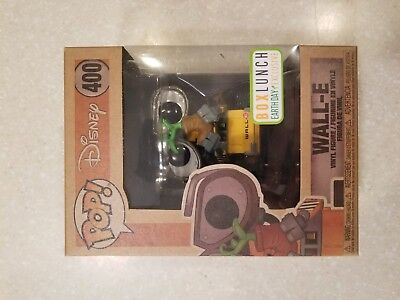 Funko Pop! Disney Wall-E Earth Day #400 BoxLunch Exclusive