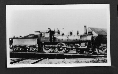Railroad Photograph New Orleans Lower Coast Railroad Locomotive #1 *A2893