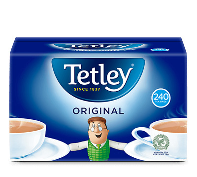 ☕TETLEY ORIGINAL 240 Tea Bags Teabags Black Office Pack Lunch Relax Refreshing☕