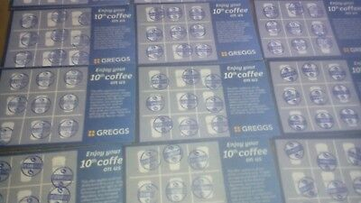 Greggs Any 25 large hot drinks exp 30 06 19