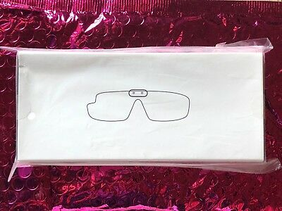 GOOGLE GLASS SHADES Clear Shield Kit
