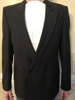 $300 MSRP Charles Oliver Ltd Mens Blazer - Made in England Size 40 XL 100% Wool