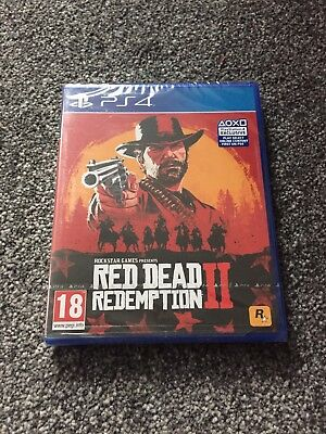 PS4 Red Dead Redemption 2