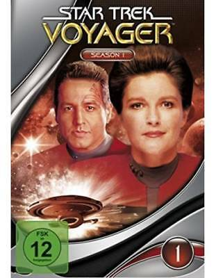 DVD Star Trek - Voyager: Season 1 (5 DVDs) Gebraucht - gut