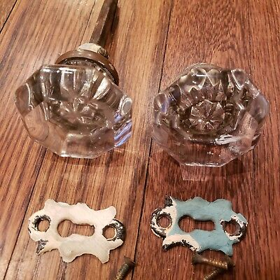 Vintagw Glass Door Knob