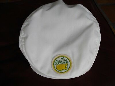 Rare Vintage Leather Lined AUGUSTA NATIONAL GOLF CLUB MEMBERS ONLY Hogan Cap