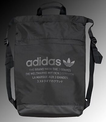 e21888ffe48c Adidas Originals EQT Backpack Black White Equipment CJ6386 School Bag Laptop.