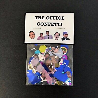 Brand New The Office Tv Show Cute Funny Party Confetti
