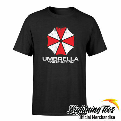 Umbrella Corporation Inspired by Resident Evil Soft Cotton T-Shirt