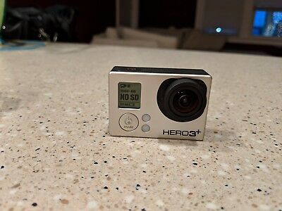 GoPro HERO3+ Black Edition Camcorder -  With Waterproof Housing - Fast Ship