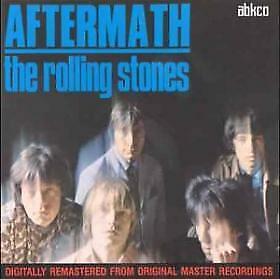 "CD THE ROLLING STONES ""AFTERMATH"". Nuevo y precintado"