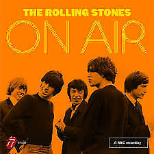 "CD THE ROLLING STONES ""ON AIR(STANDAR)"". Nuevo y precintado"