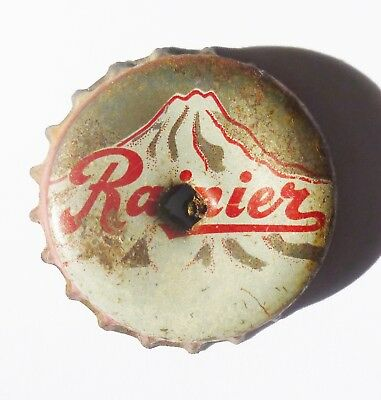 Ranier Beer Cork Bottle Cap  Rare!