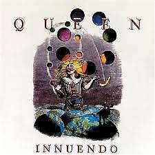 """CD QUEEN """"INNUENDO -2011 REMASTER-"""". New and sealed"""
