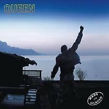 """CD QUEEN """"MADE IN HEAVEN -2011 REMASTER-"""". New and sealed"""