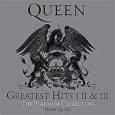 """3CD QUEEN """"PLATINUM COLLECTION -2011-"""". New and sealed"""