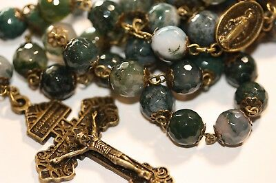 My First Rosary Large Wood Beads 205 Child Kid Cross Crucifix