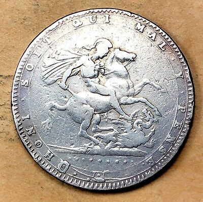 1820 Great Britain Silver Crown