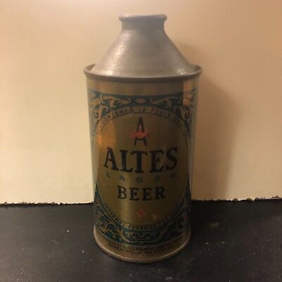 Altes Lager Beer cone top IRTP