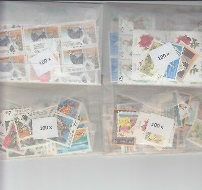 Australia postage stamps with gum face value $200  (2 stamp combo to make $1)cj