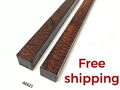 Snakewood Call Pool Cue Knife Blank Turning Exotic Lumber Wood drechselholz