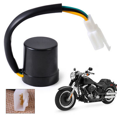 Turn Signal Relay Blinker Flasher for GY6 50-250cc Moped Scooter ATV 3 Wire