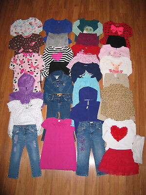 ADORABLE Lot Baby Girls Carters Cherokee Gap Old Navy Winter Clothes Size Sz 3 T