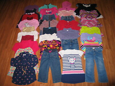 ADORABLE Lot Baby Girls Gap Gymboree Old Navy TCP Winter Clothes Size Sz 3 T
