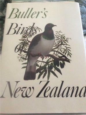 BULLER'S BIRDS OF NEW ZEALAND bird book Hard Back in a Slip Case
