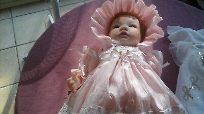 Gorgeous Reborn Baby Girl Doll As New 20Inches Lovely Outfit